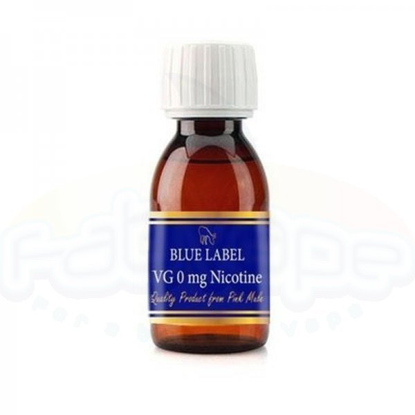 Pink Mule Blue Label 100 % VG 100 ml - Vaping Services