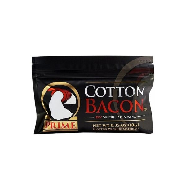 cotton bacon prime - Vaping Services