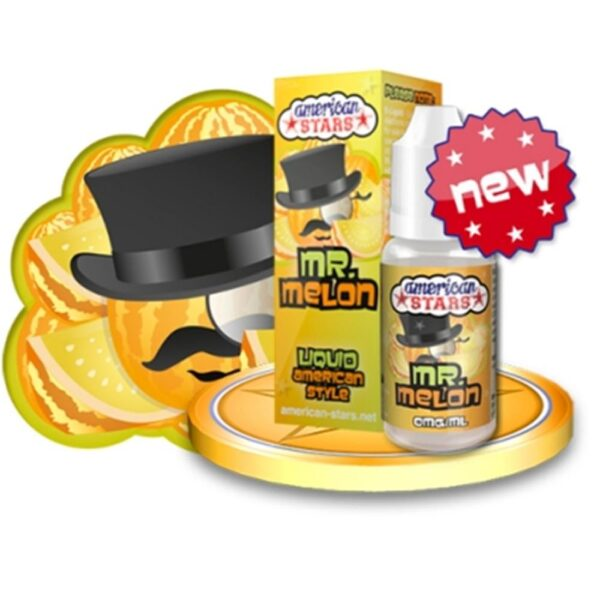 American Stars 10 ml Mr Melon - Vaping Services