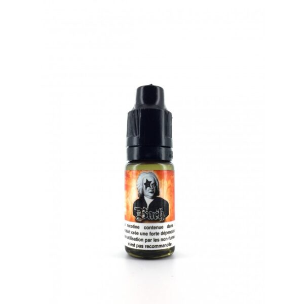 Eliquid France 10 ml Bach - Vaping Services