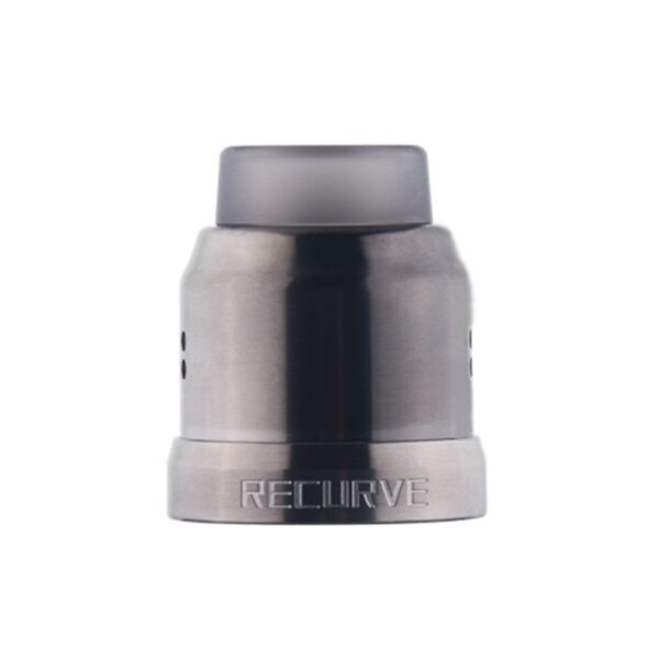 recurve wotofo recurve 22mm top cap - Vaping Services
