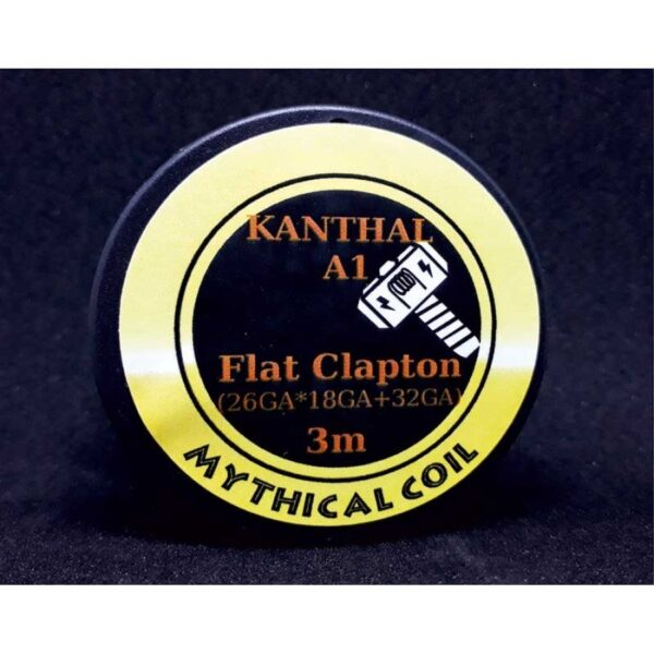 Mythical Vapers Flat clapton kanthal σύρμα - Vaping Services