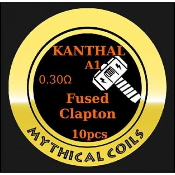Mythical Vapers Fused Clapton Kanthal - Vaping Services