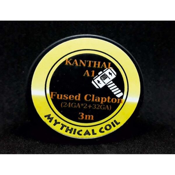 Mythical Vapers Fused clapton kanthal σύρμα - Vaping Services