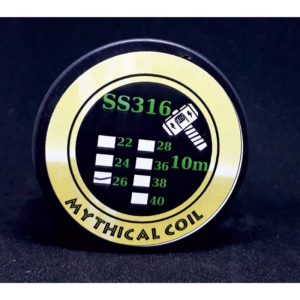 Mythical Vapers SS316 σύρμα - Vaping Services