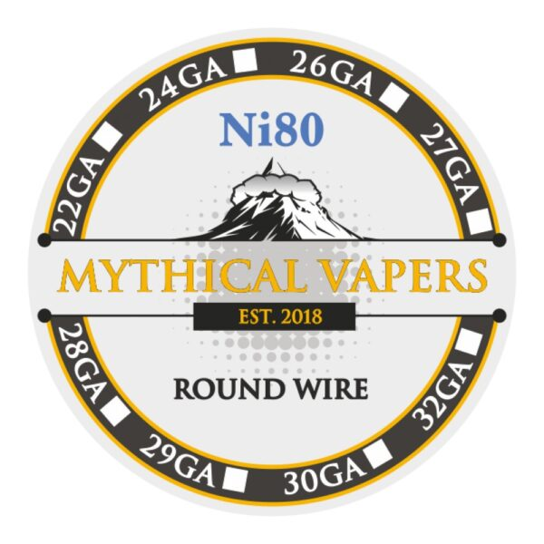 Mythical Vapers Ni80 10m - Vaping Services