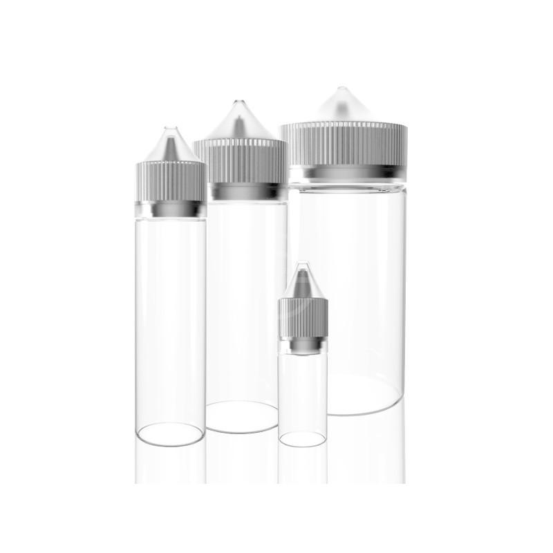 Chubby Gorilla bottles 50mL, 120mL, 200mL - Vaping Services