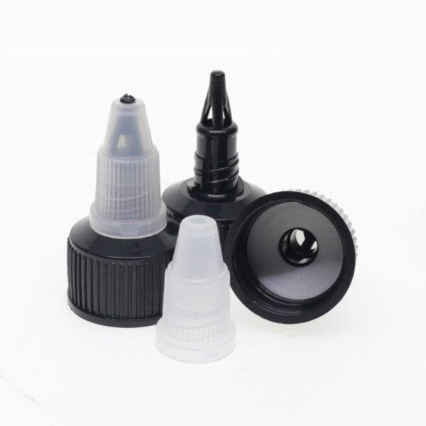 Twist cap roll up bottle - Vaping Services