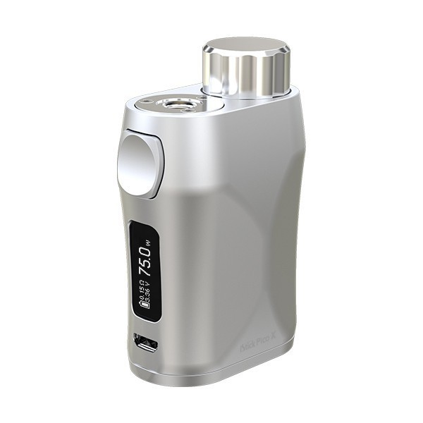 Eleaf istick pico x silver - Vaping Services