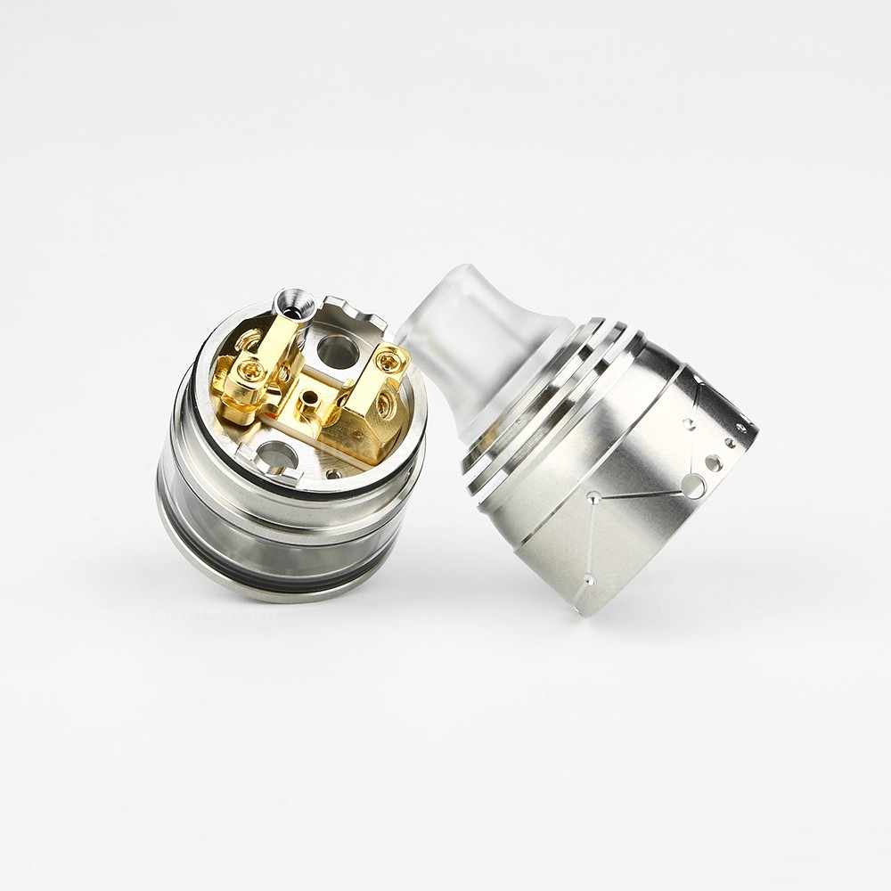 Vapefly galaxies mtl rdta deck - Vaping Services