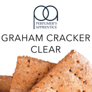 Άρωμα TPA Graham Cracker (clear) - Vaping Services