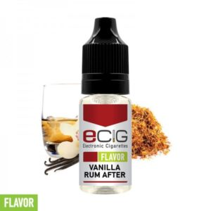 Ecig Vanilla Rum After - Vaping Services