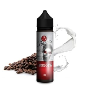 3Baccos Bogota Shortfill (50 for 75mL) - Vaping Services