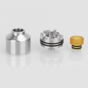 Coppervape Narca Rda Stainless Steel - Vaping Services