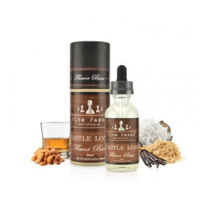 Five Pawns Shake and Vape Premium Castle Long (30 for 60mL) - Vaping Services