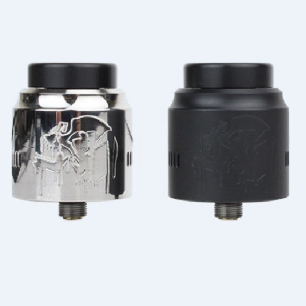 Vaperz Cloud x Suicude mods Nightmare Rda - Vaping Services