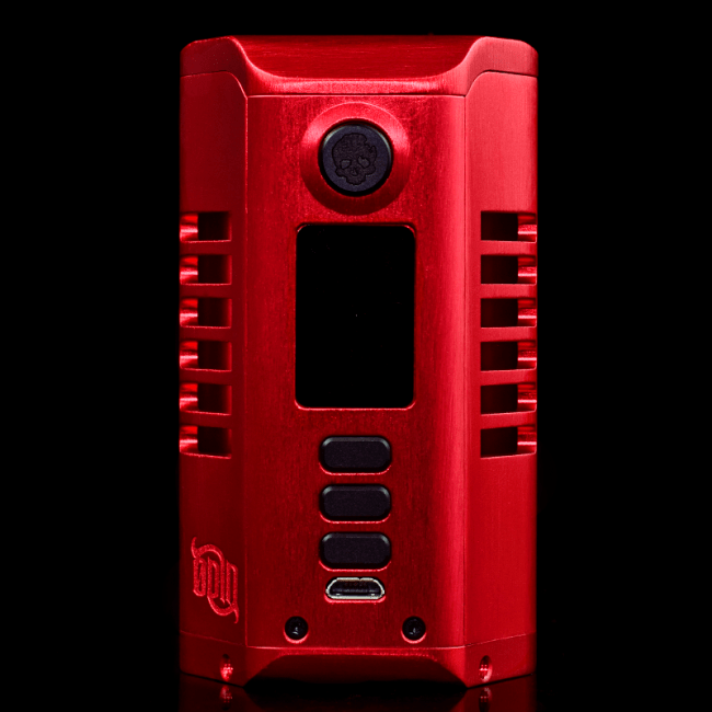 Vaperz Cloud & Dovpo Odin DNA 250c Red - Vaping Services
