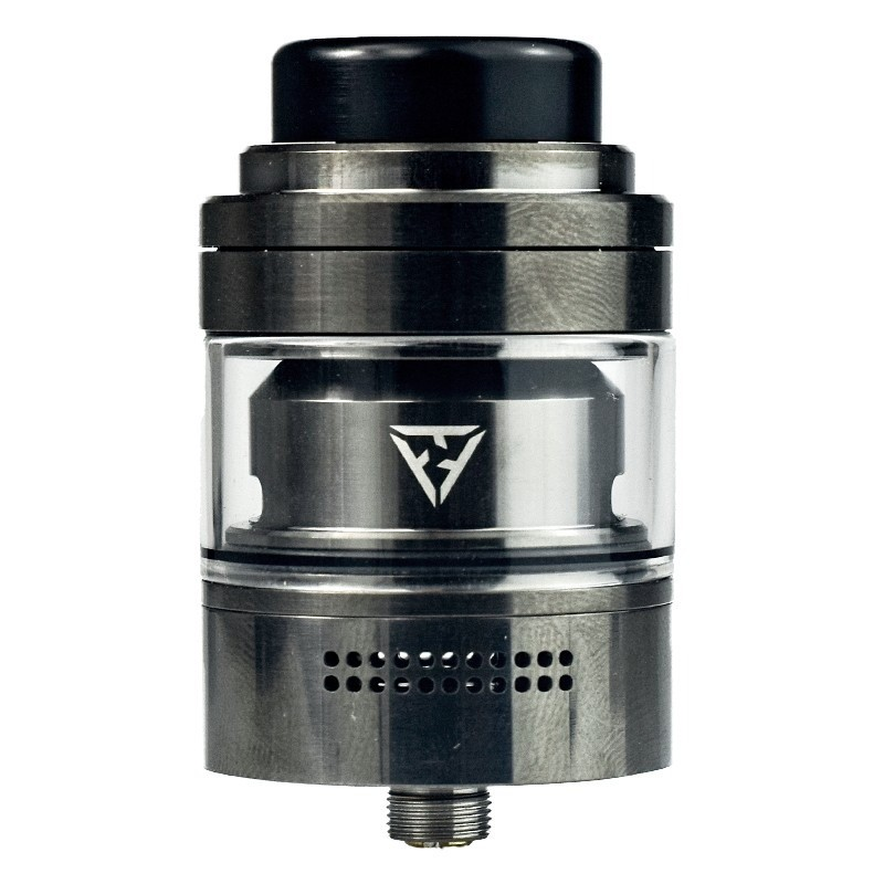 Vaperz Cloud Trilogy Rta Gun Metal - Vaping Services
