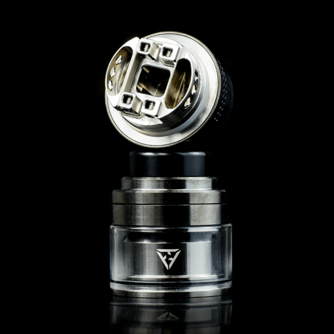 Vaperz Cloud Trilogy Rta Deck - Vaping Services