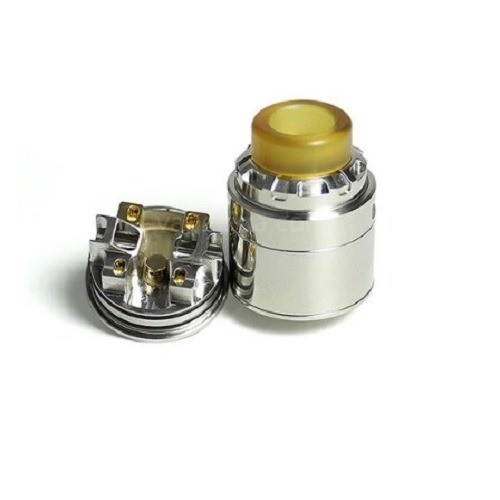 Reload Vapor Reload X Rda Stainless Steel - Vaping Services
