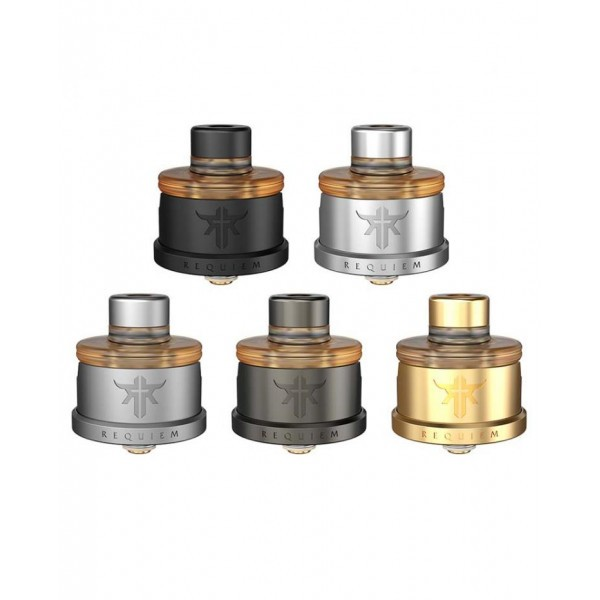 Vandy Vape Requiem Rda - Vaping Services