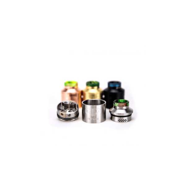QP Design Kali V2 Rda Special Edition - Vaping Services